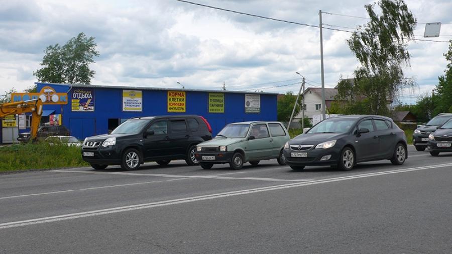 Реконструкция Киевского шоссе около Обнинска переносится на следующий год