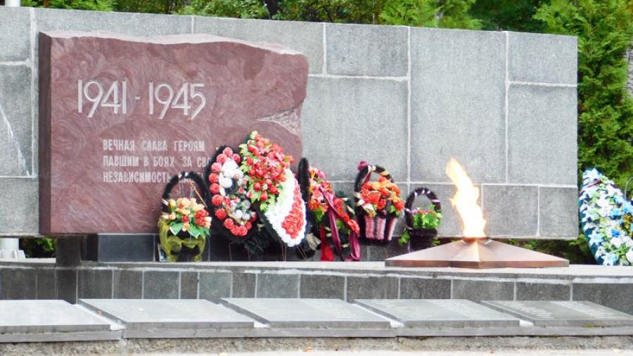 На днях в Калужской области провели паспортизацию воинских захоронений