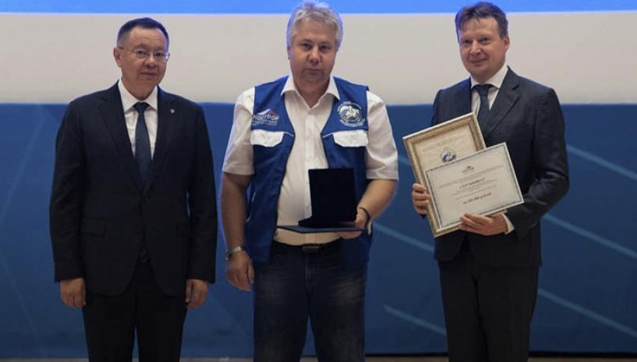 Калужский инженер победил во Всероссийском конкурсе профмастерства для ИТР в сфере строительства