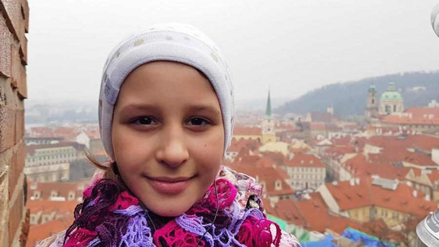 На областной конкурс обнинская школьница подготовила доклад о современных тенденциях русского языка