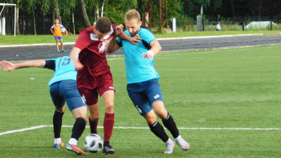 На обнинском стадионе установлен рекорд второй футбольной лиги