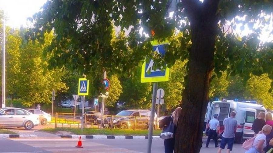 В Обнинске опять сбили пешехода на зебре