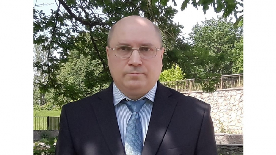 Человек года. Александр Палий