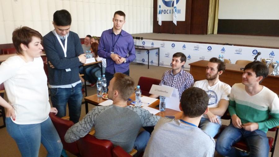 В Обнинске прошел первый открытый турнир интеллектуальной игры «Что Где? Когда?»