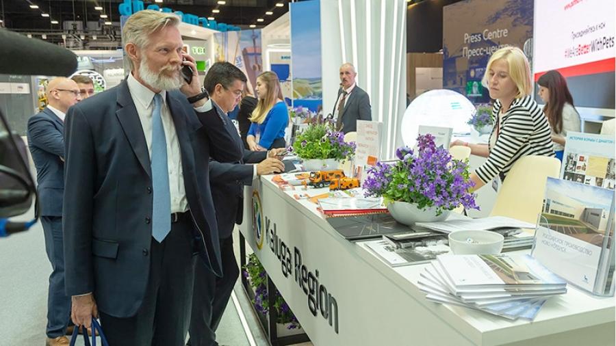 В Калужскую область планируют привлечь 1 миллиард долларов инвестиций