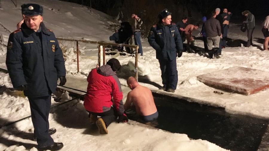 В Обнинске не планируют запрещать крещенские купания