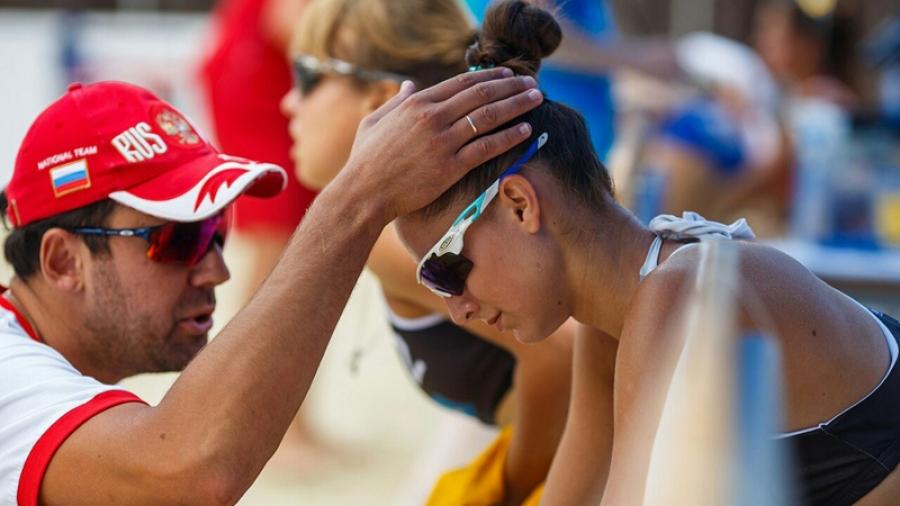 Воспитанницы Дмитрия Федотова, обнинские пляжные волейболистки Мария Воронина и Мария Бочарова, пробились на юношеские Олимпийские игры