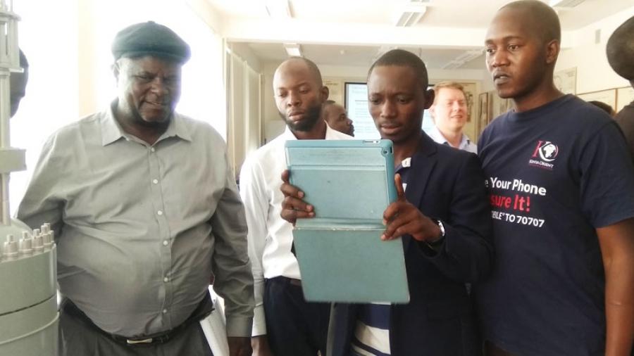 Росатом показал Обнинск журналистам из Африки