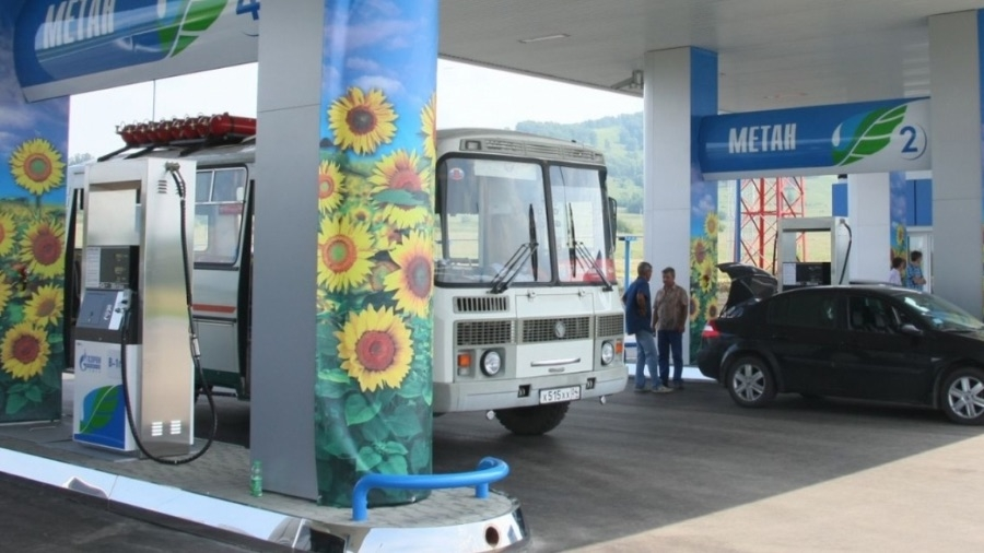 В Калужской области хотят «перевести» автомобили на газ