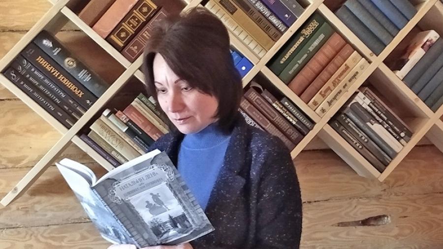 Обнинским библиотекам подарили полсотни книг об Обнинске