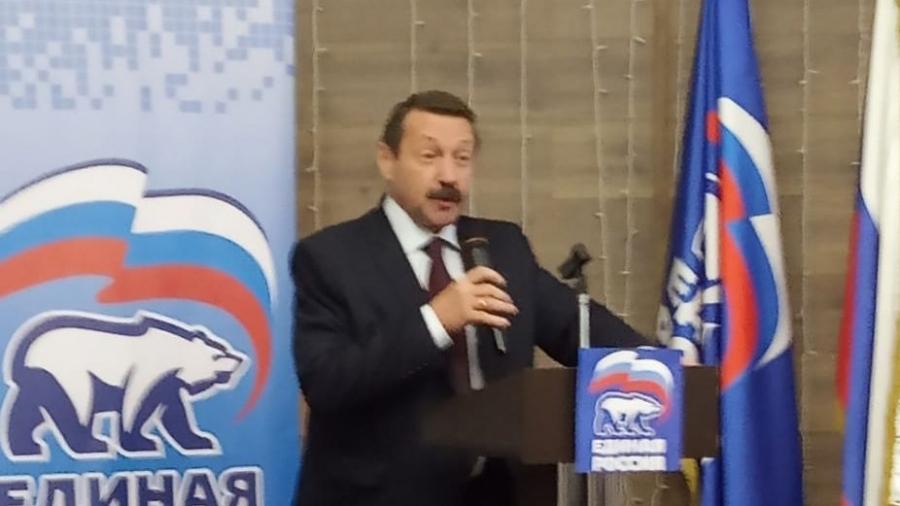 Геннадий Скляр предложил создать Фонд губернаторских грантов по аналогии с президентским фондом