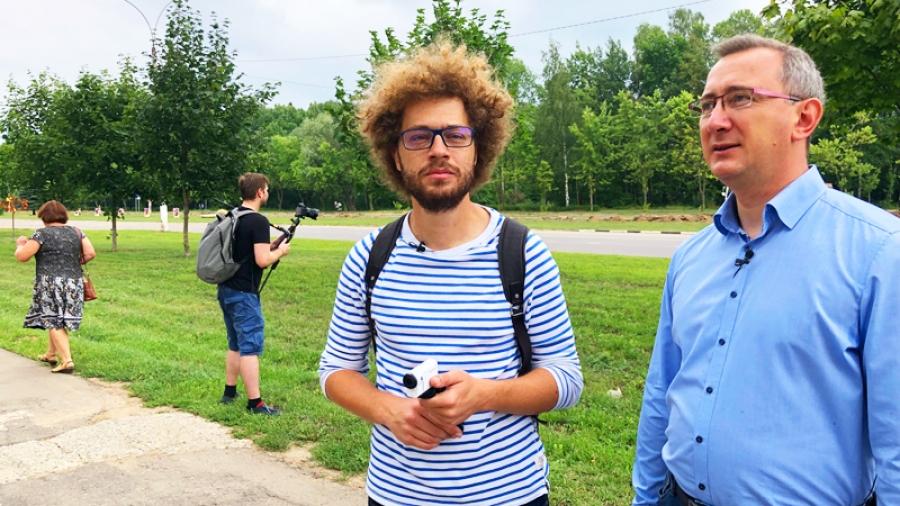 Обнинцы обиделись на характеристику города, данную известным блогером Ильей Варламовым: «Милый, но запущенный»