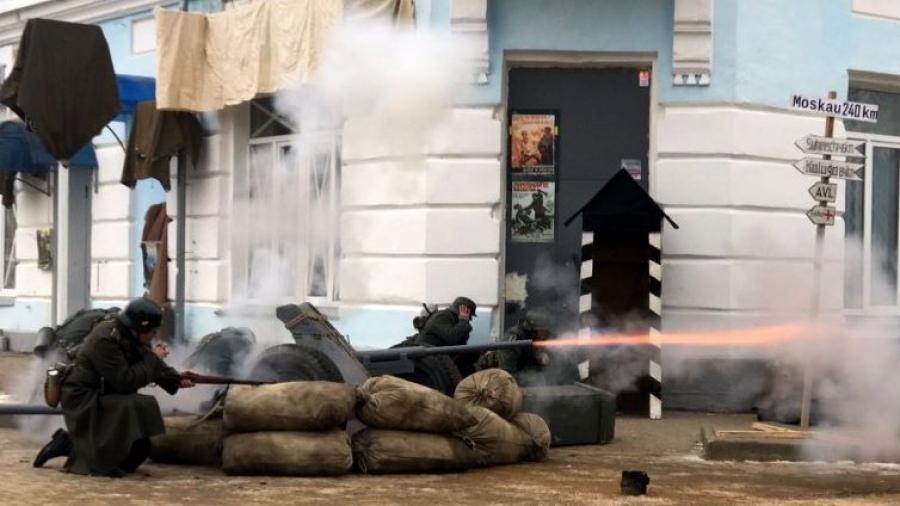 Сегодня в Малоярославце пройдет историческая реконструкция