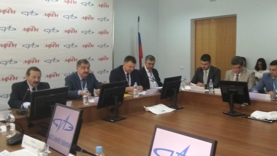 В обнинском ИАТЭ прошло расширенное заседание Фонда городов АТР АЭС