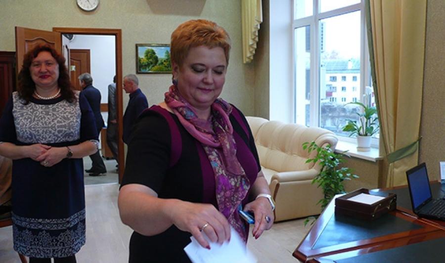 Депутат обнинского Горсобрания Вера Плашкевич назначена главным врачом родильного дома №2 города Владимира