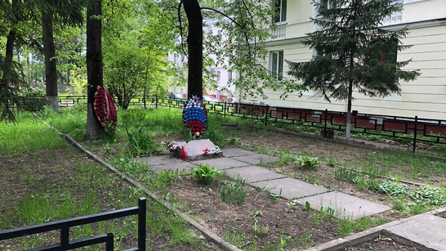 На благоустройство бывшей братской могилы в Старом городе потратят миллион