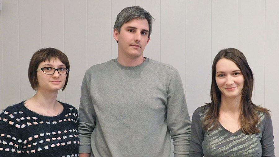 Молодых ученых ВНИИРАЭ наградили золотыми медалями Российской академии наук