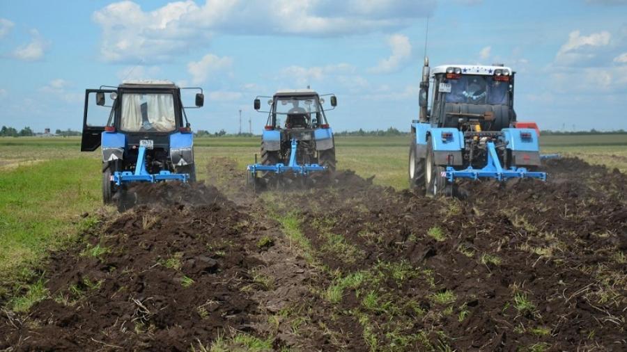 В Калужской области приступили к весенним полевым работам