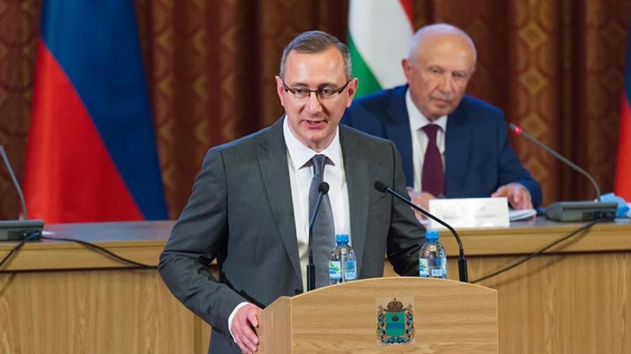 Владислав Шапша поблагодарил депутатов за работу