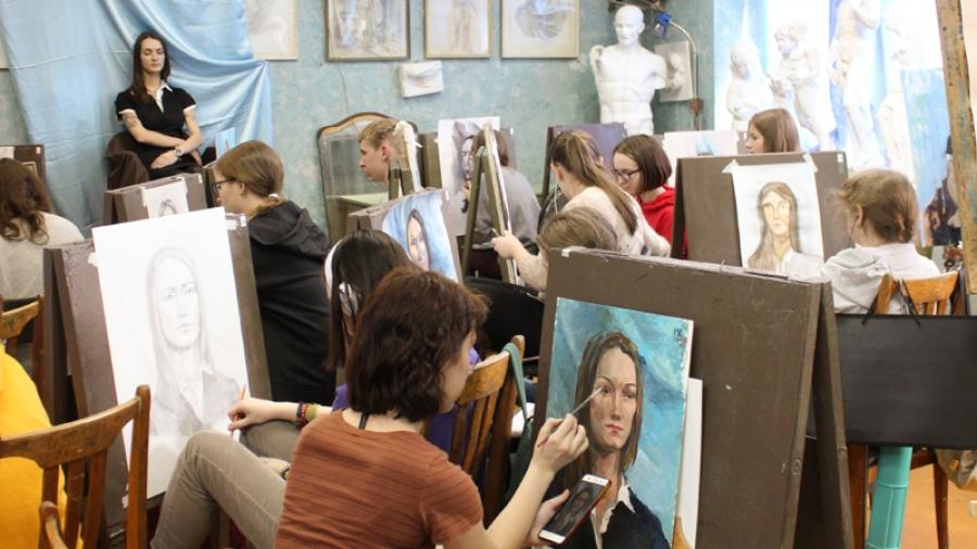 Обнинск встречает всероссийский конкурс портрета