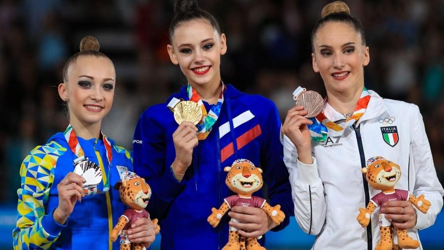 Воспитанница обнинской ДЮСШ «Квант» Дарья Трубникова победила в индивидуальном многоборье на юношеских Олимпийских играх