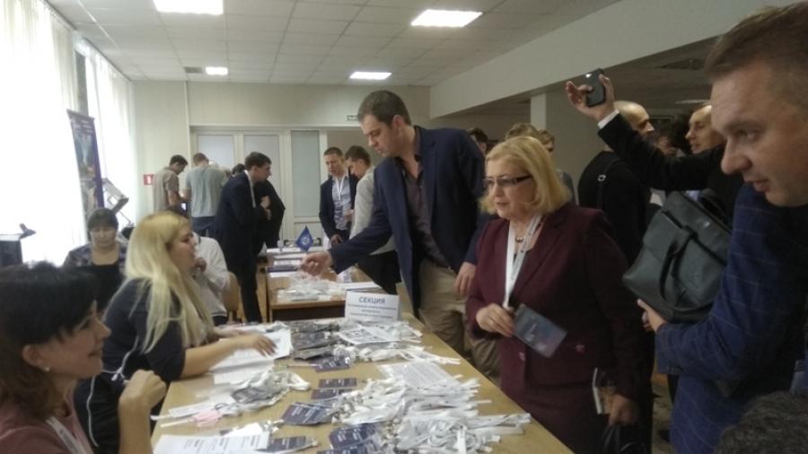7 стран, 65 городов: в Обнинске начала работу XXII международная конференция «Конструкции и технологии получения изделий из неметаллических материалов»