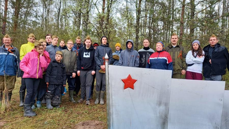 Ученики обнинской ФТШ вернулись из военно-патриотического похода на байдарках по местам боевой славы