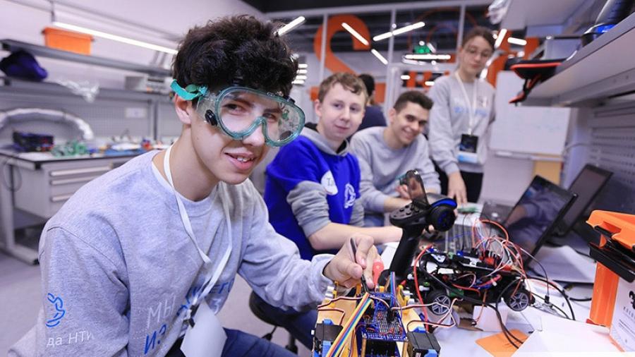 В Калужской области намерены вложить более 500 миллионов рублей на развитие дополнительного образования