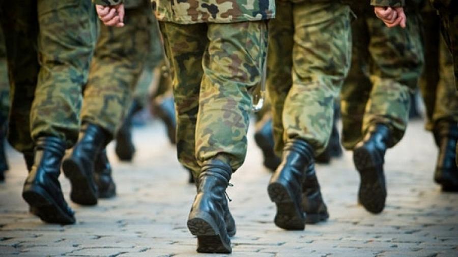 Этой осенью в армию из Обнинска должны отправиться 80 призывников