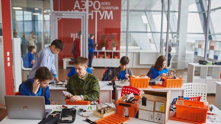 Кванториум х2: с 1 сентября 2020 года обнинские школьники смогут узнать больше о высоких технологиях