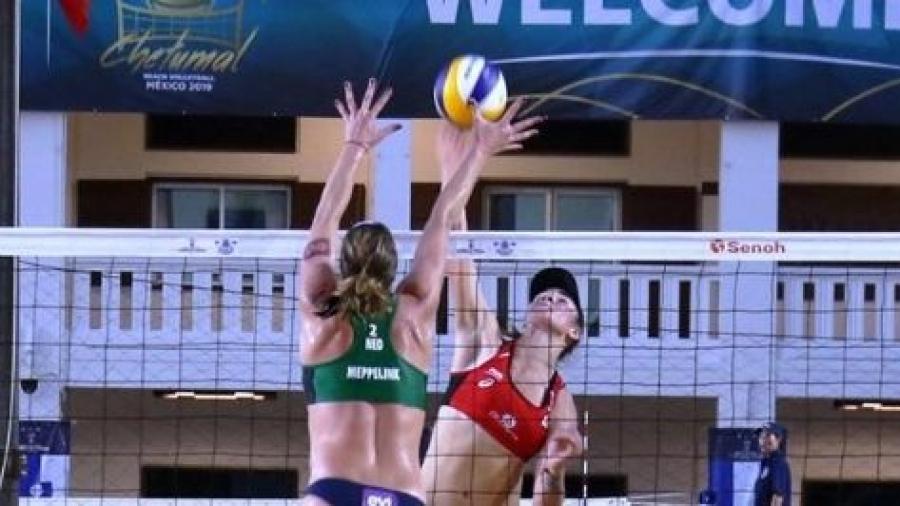 Обнинские волейболистки не прошли в четвертьфинал в Мексике