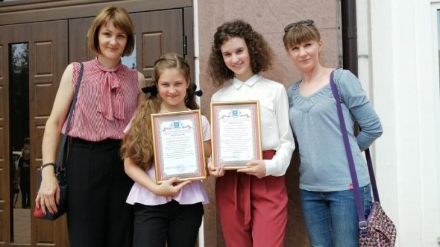 Обнинские девочки прошли прослушивание в юношеский симфонический оркестр Юрия Башмета