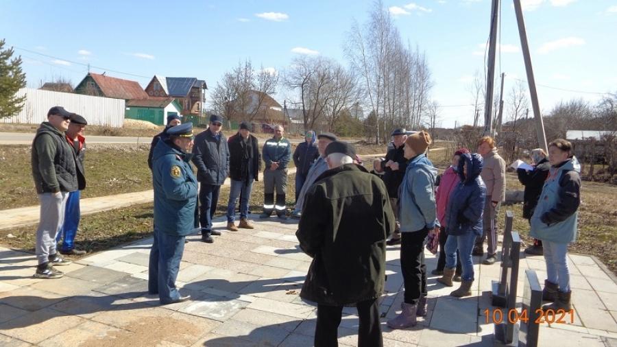 Жителям Мишково пообещали решить проблему со светом