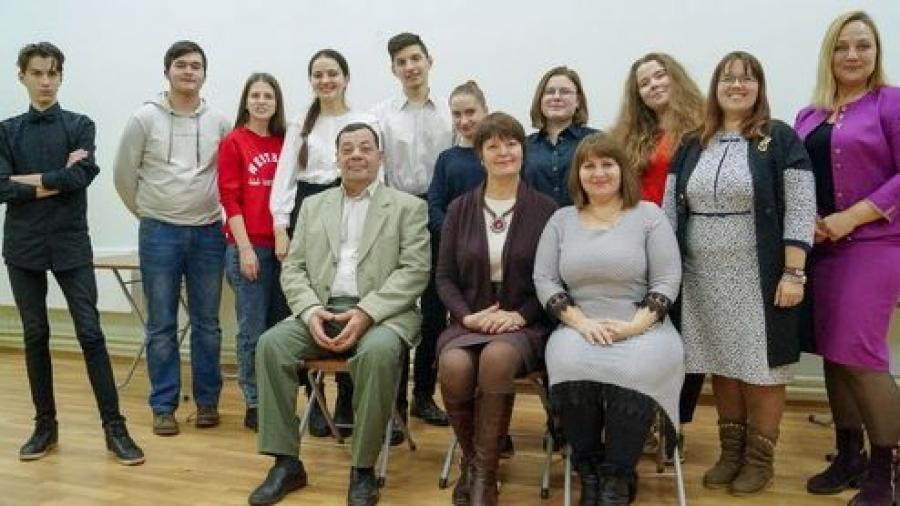 В Обнинске наградили лучших добровольцев