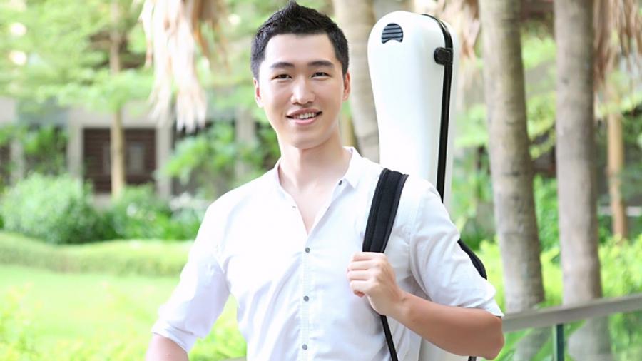 10 ноября в Обнинске Белкинской усадьбе выступит феноменальный китайский музыкант, лучший гитарист мира Чан Тон-Йе