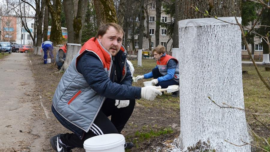 В конце апреля сотрудники «Обнинскоргсинтез» традиционно выйдут на субботник