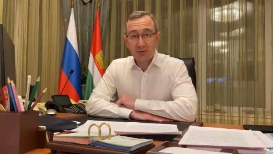 Врио губернатора Калужской области Владислав Шапша рассказал о мерах поддержки бизнеса и режиме работы предприятий региона на следующей неделе