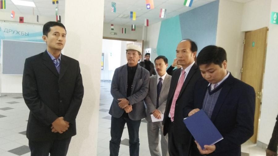 В обнинском ИАТЭ будет учиться еще больше иностранных студентов