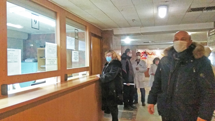 Создание электронной очереди в поликлинике №1 будет стоить около 450 тысяч рублей