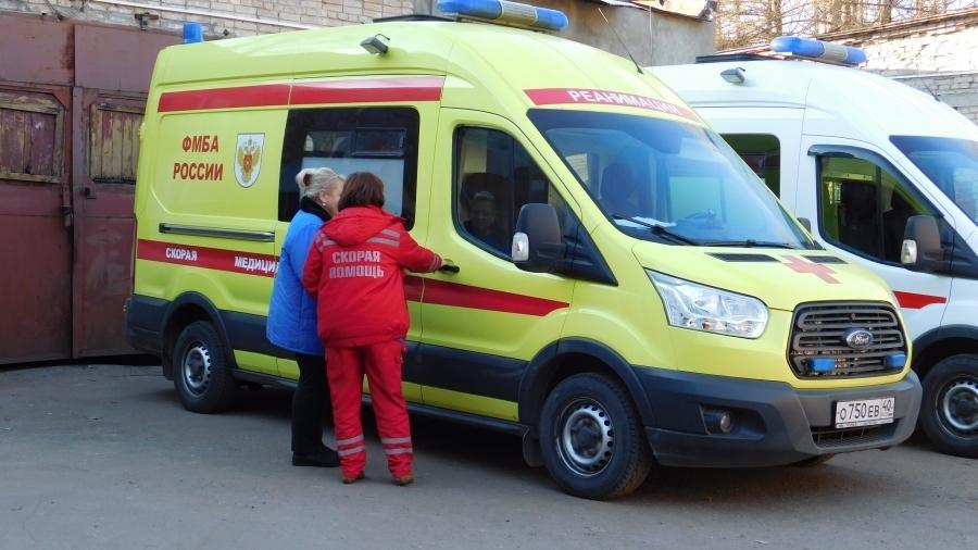 В Обнинске уменьшилось время доезда скорой помощи