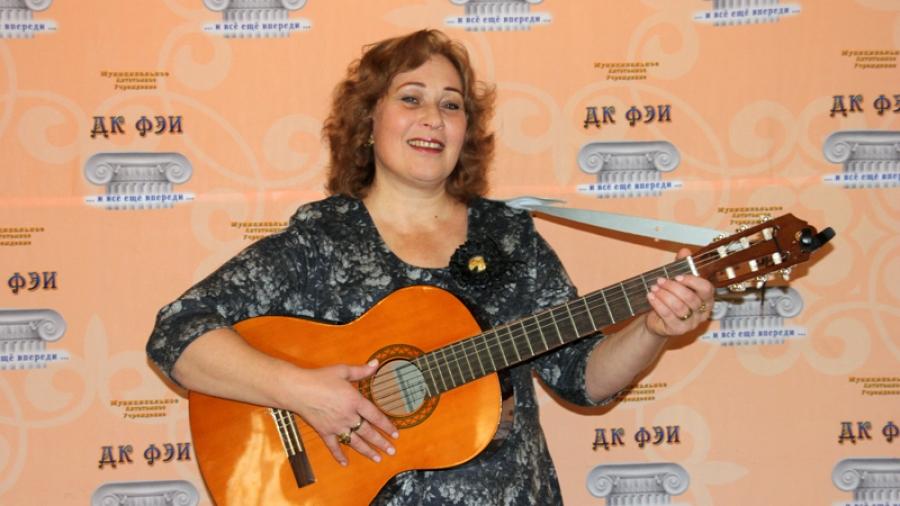 Впервые обнинский музыкант получил гран-при большого фестиваля авторской песни