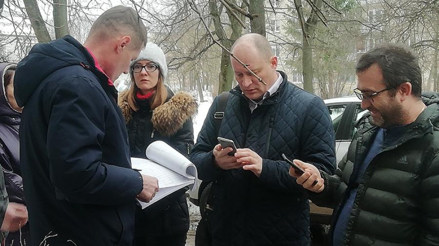 Комиссия отказалась принять капитальный ремонт обнинского дома по Маркса, 54 – много претензий к качеству работ
