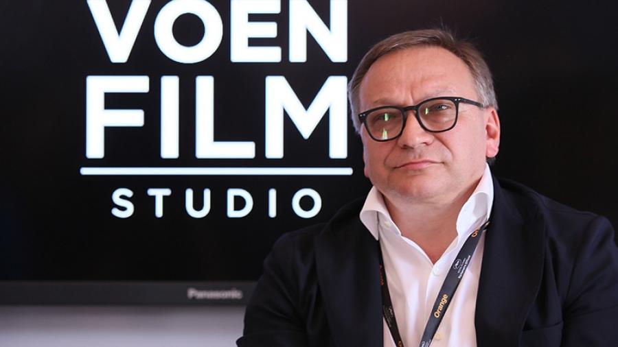 Игорь Угольников на Каннском кинофестивале рассказал о своем новом фильме «Ильинский рубеж»