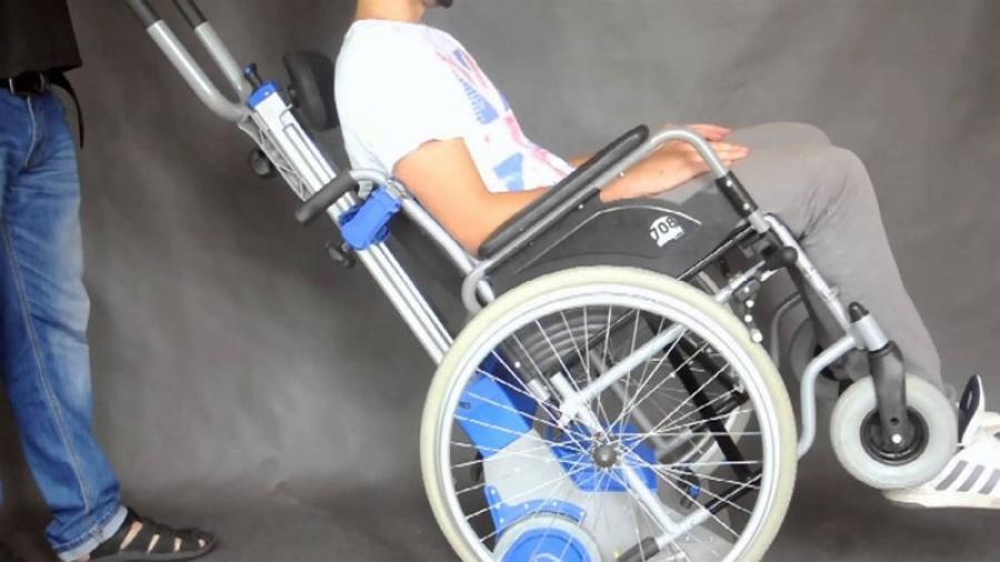 В Обнинске обсуждают, как передать инвалидам-колясочникам ступенькоходы