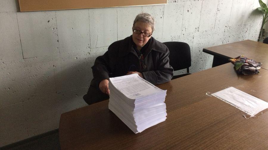 Татьяне Котляр вручили обвинительное заключение. Предстоит четвертый судебный процесс.