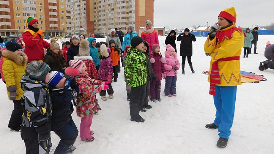 Обнинцы вместе с ПИК-Комфорт отпраздновали Широкую Масленицу