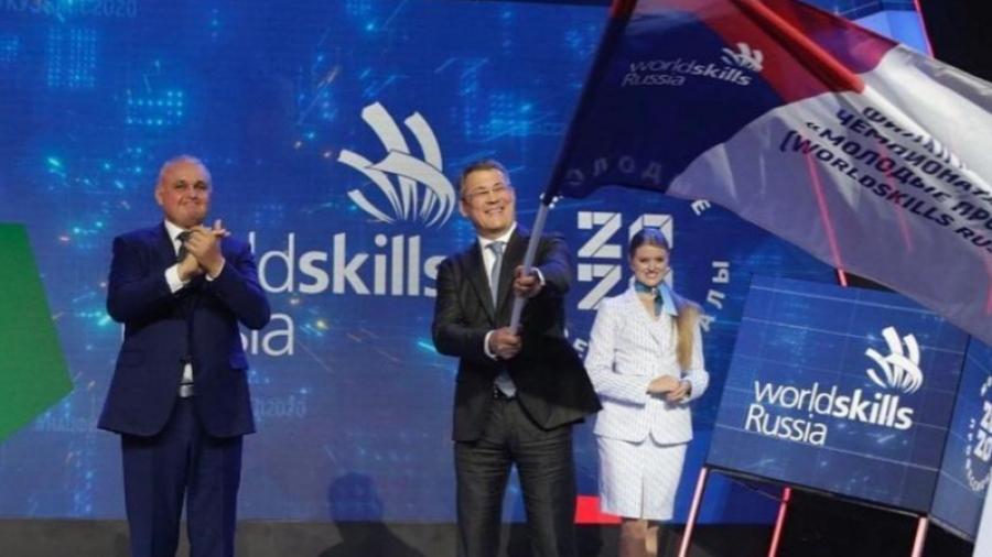 Калужанин получил «серебро» на VIII национальном чемпионате WorldSkills Russia