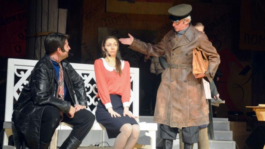 В Обнинске Год театра начнут с празднования 65-летия театра Веры Бесковой
