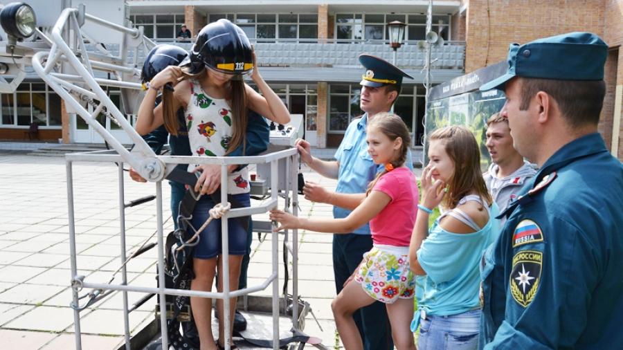 За это лето в обнинском лагере «Полет» отдохнуло более 800 детей
