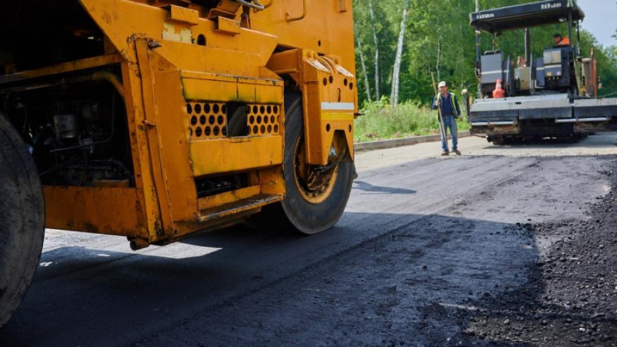 Общественная комиссия вновь проехала по объектам, которые ремонтируют в рамках нацпроекта «Безопасные и качественные автомобильные дороги»